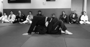 Technique de Jiu-Jitsu - Position Full Mount