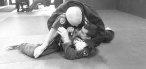 Technique de Jiu-Jitsu - Position Side-control