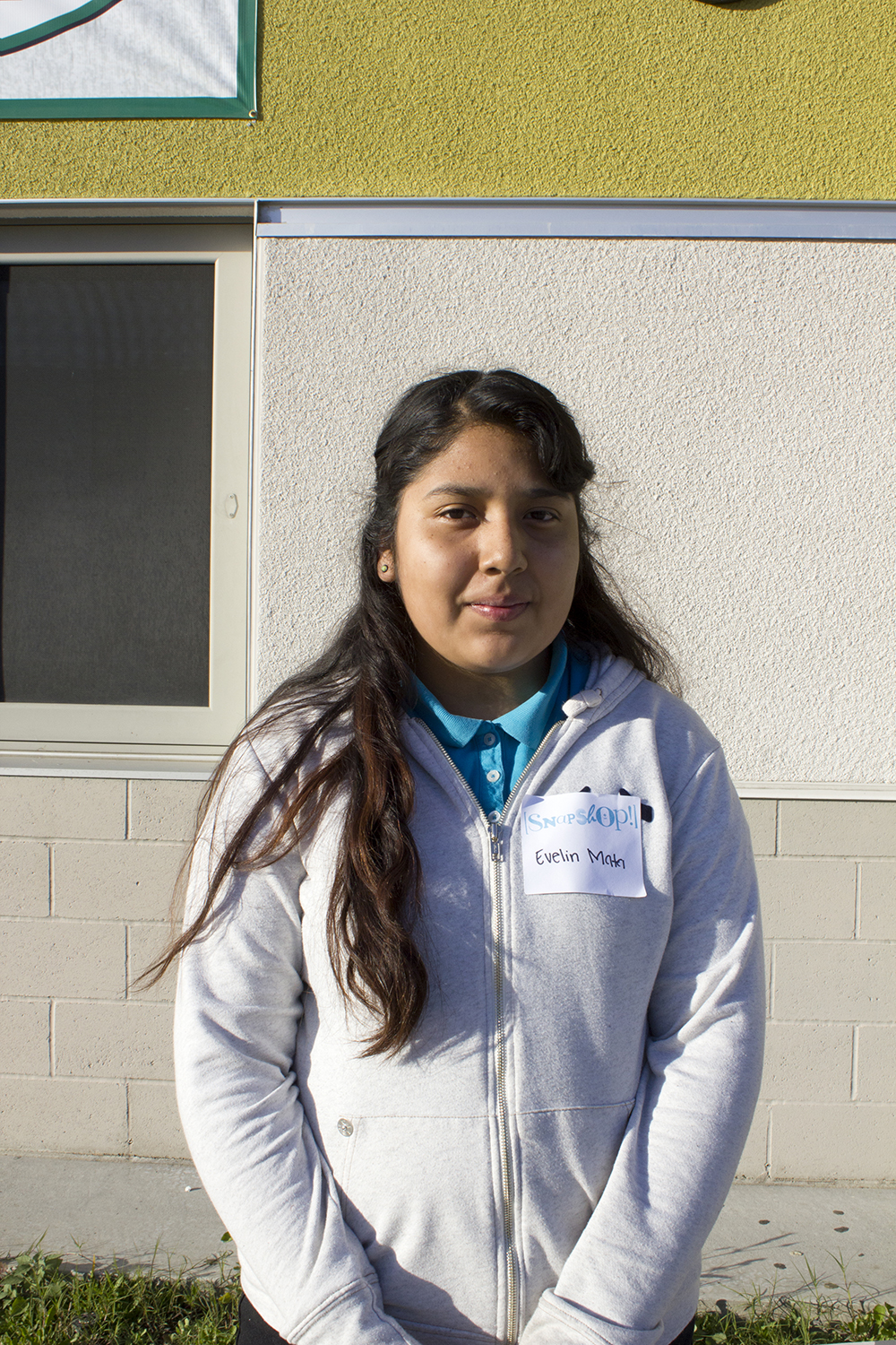 Evelin, 14   Diego Rivera Learning Complex
