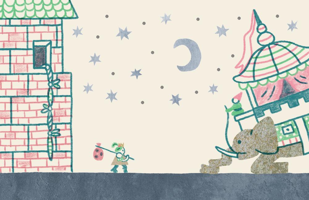 Moonlit Escape