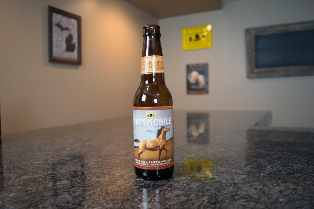 Oatsmobile 4.3% ABV - Want to see the Video review? Click on the image.