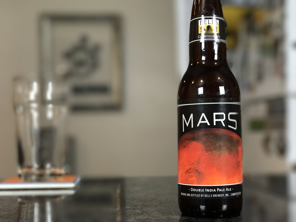 Mars 2017 10.1% ABV 100 IBUs - Want to see the Video review? Click on the image.