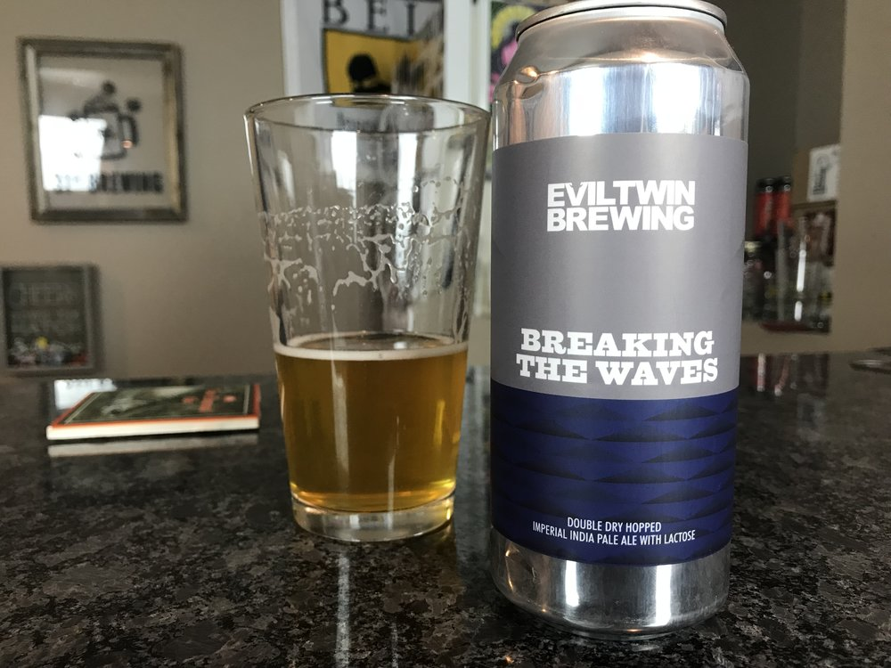 Breaking The Wave 10% ABV - Want to see the Video review? Click on the image.