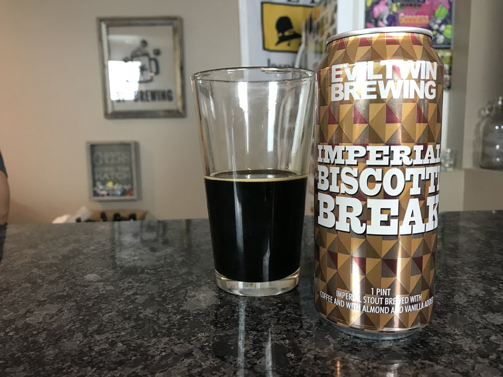 Imperial Biscotti Break 11.5% - Want to see the Video review? Click on the image.