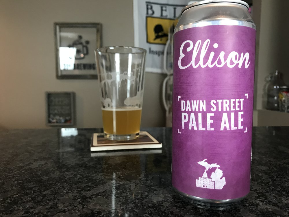 Dawn Street Pale Ale 6% - Want to see the Video review? Click on the image.