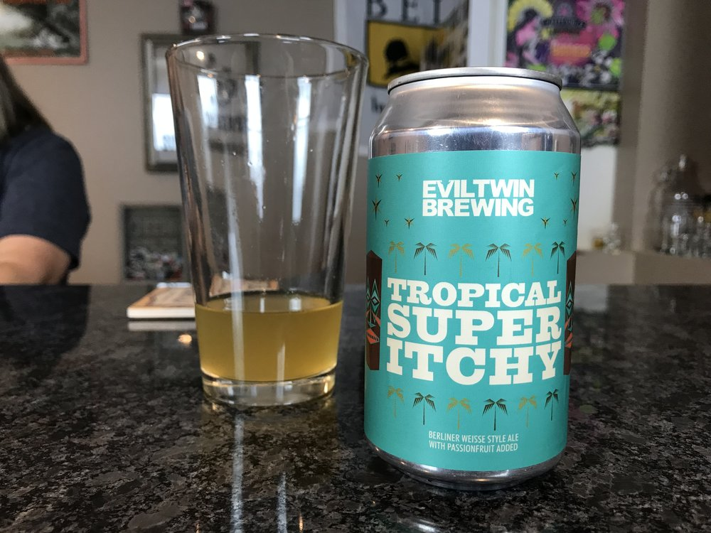 Tropical Super Itchy 4.5% - Want to see the Video review? Click on the image.
