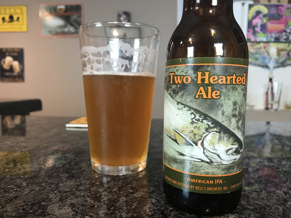 Tow Hearted Ale 7% ABV - Want to see the Video review? Click on the image.