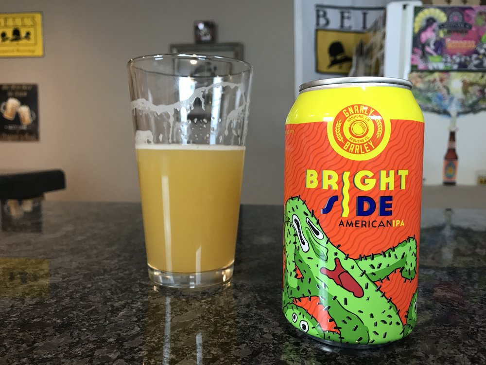 Brightside 6.8% - Want to see the Video review? Click on the image.