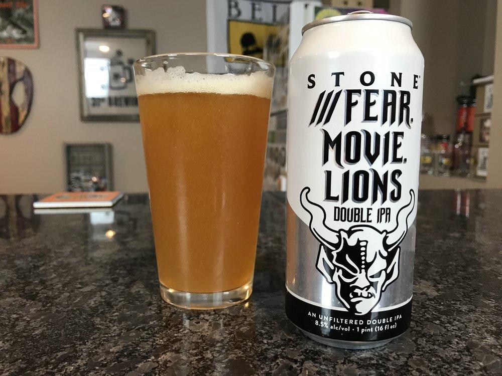 Fear.Movie.Lions 8.5% ABV 60 IBUs