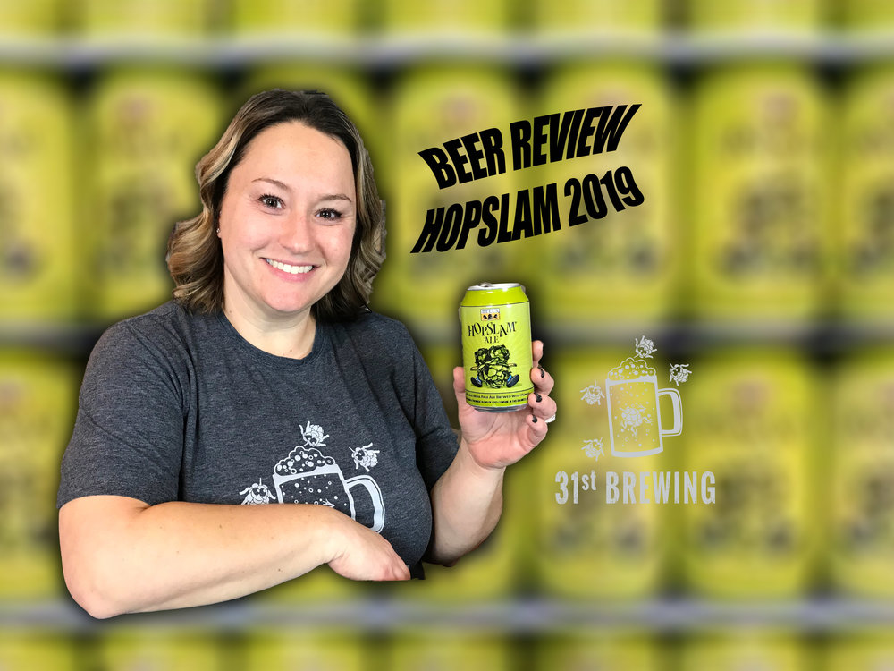Hopslam 2019 10% - Want to see the Video Review? Click on the image