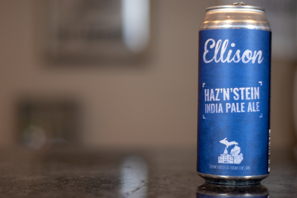 Haz'N'Sstein 7% ABV - Want to see the Video Review? Click on image