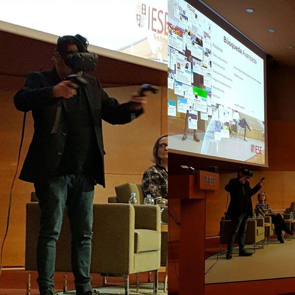 Realidad Aumentada + Realidad Virtual