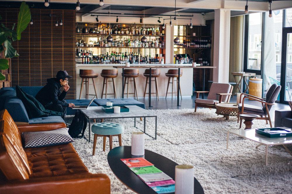 Cloud Room Bar and Lounge Area