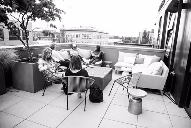 cloud room seattle patio bar deck