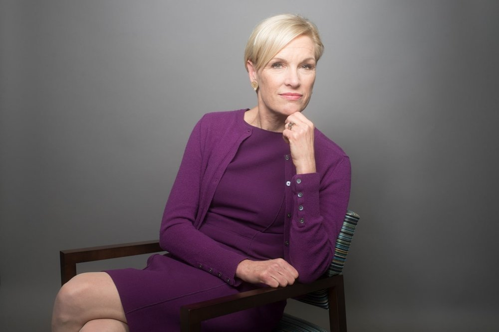 Cecile Richards The Cloud Room