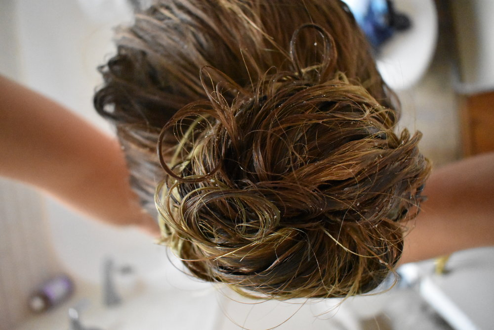 Diy Coconut Oil Hair Mask And Rinse Note To Trash