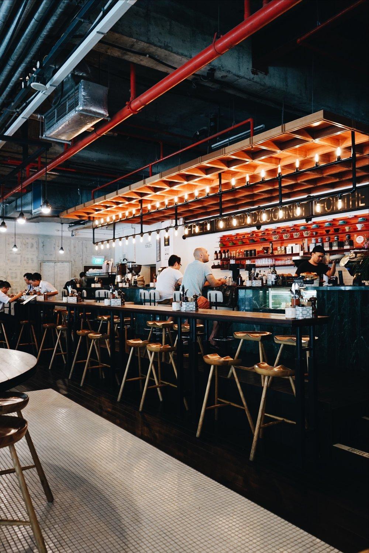 Common Man Coffeehouse, Singapore