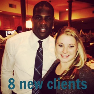 Lewis Public Relations for the DeMarco Murray Foundation