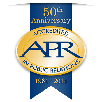 Accredited in Public Relations (APR) 50th Anniversary