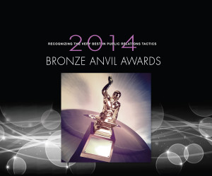 Lewis Public Relations Dallas Wins PRSA Bronze Anvil Award of Commendation