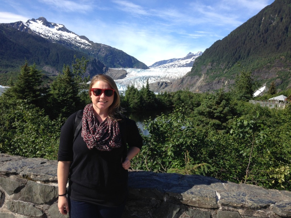 LPR Director of Account Service Christi Chesner, Alaska 2014