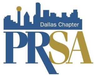 PRSA Dallas logo