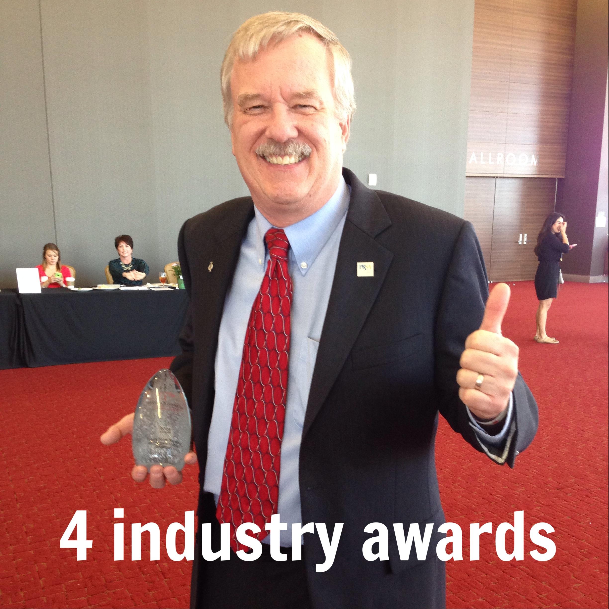LPR Wins PR Awards