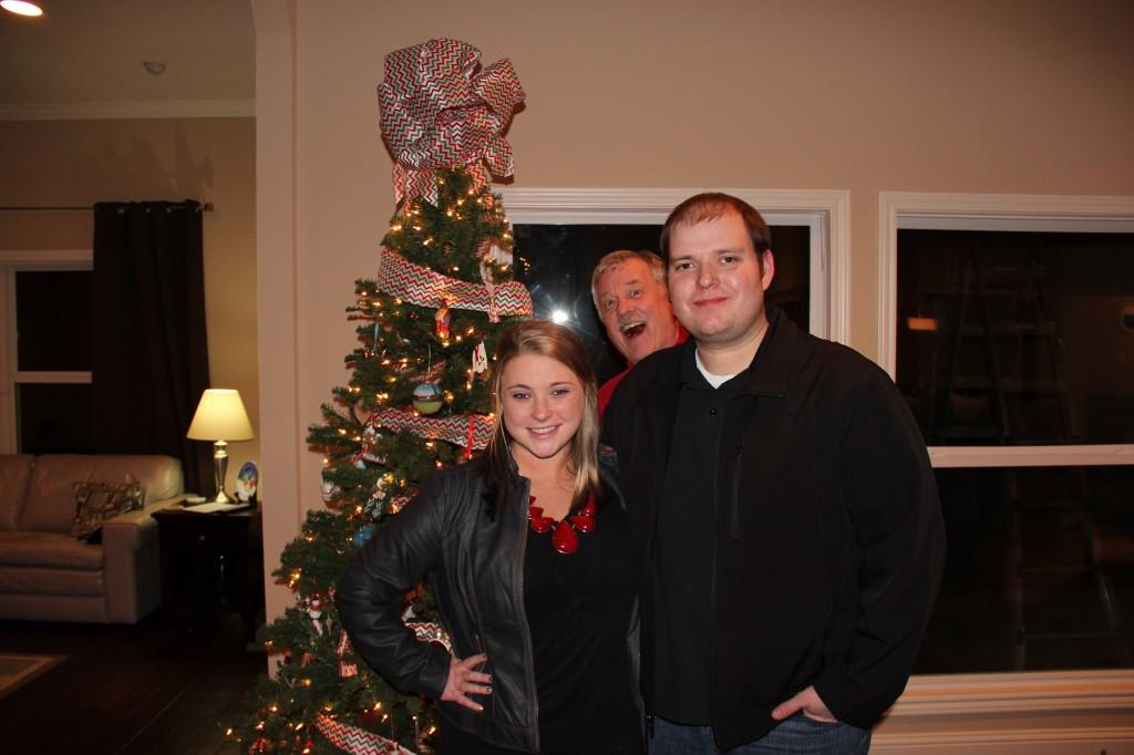 Christi and John (and Blake)