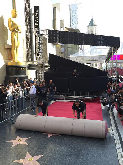 2015 Academy Awards - Oscars for Social Justice
