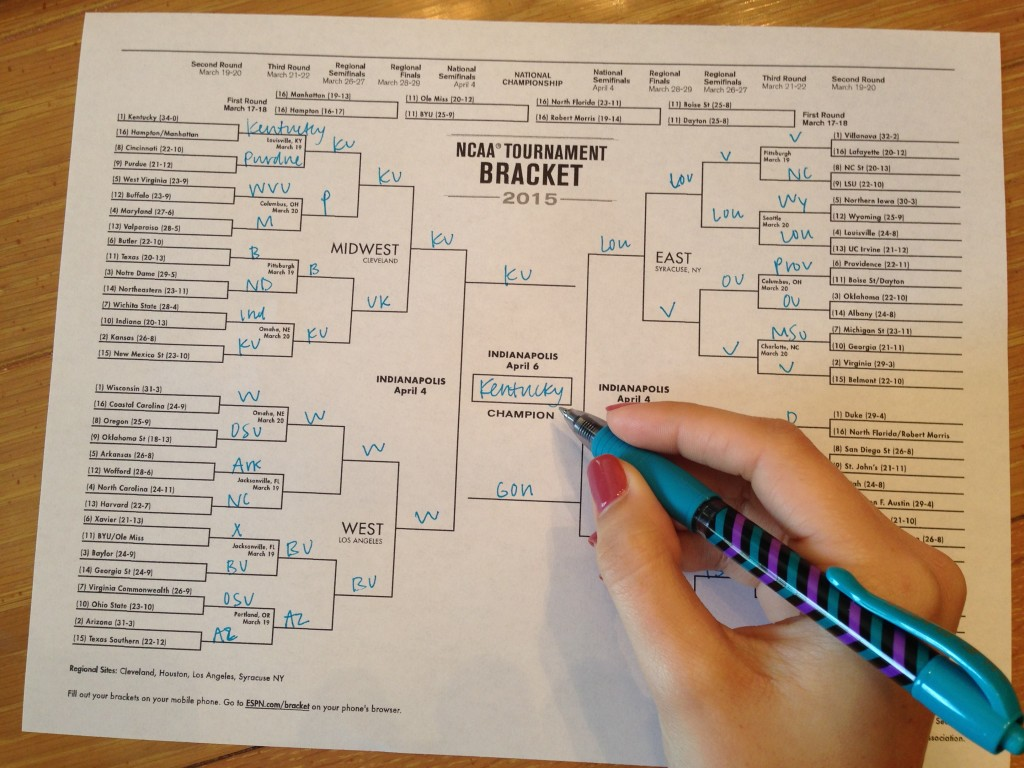 March Madness for PR