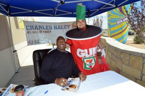 NFL Hall of Fame - Charles Haley