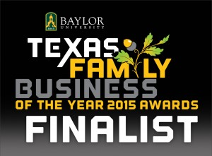 Texas Family Business 2015 Finalist - Lewis Public Relations