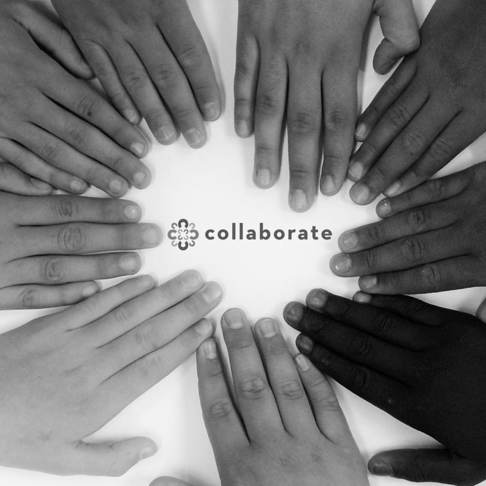 Collaborate Brand + Web