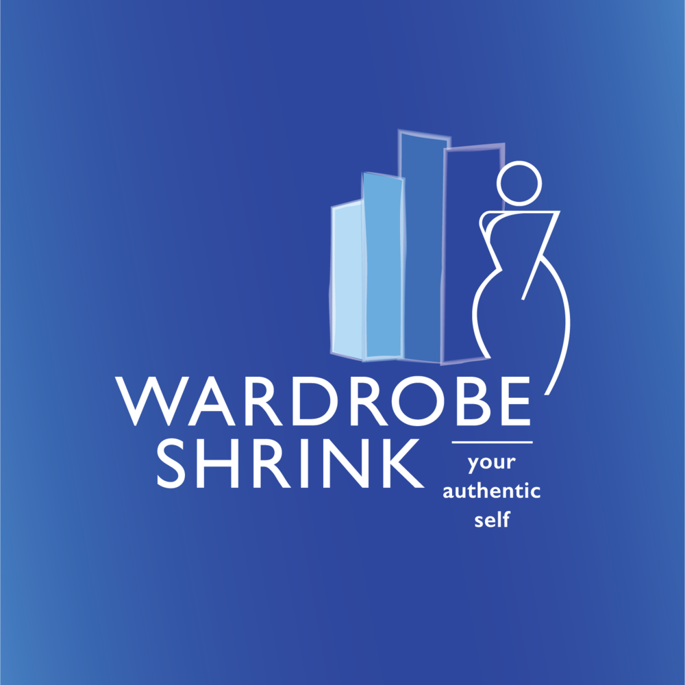 Wardrobe Shrink Re-Brand + Collateral