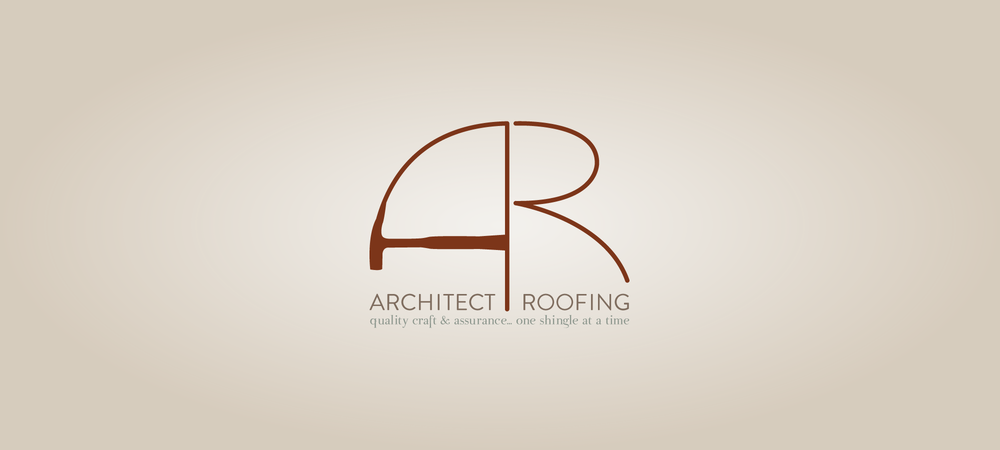 Architect Roofing // Identity, Web & Marketing Collateral