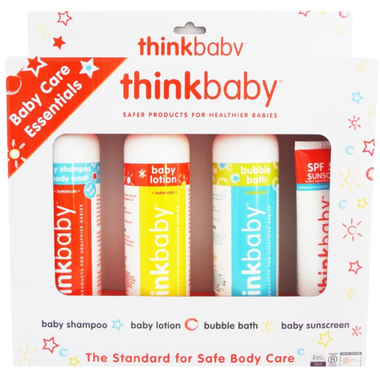 thinkbaby Baby Body Care Essentials Kit - On Sale $27.49
