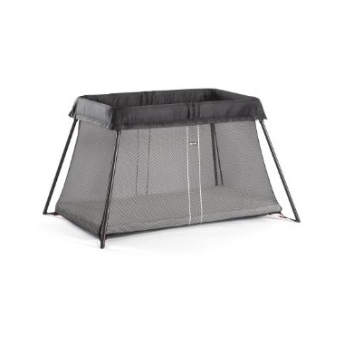 BabyBjorn Play Yard Light Black - On Sale $350.99