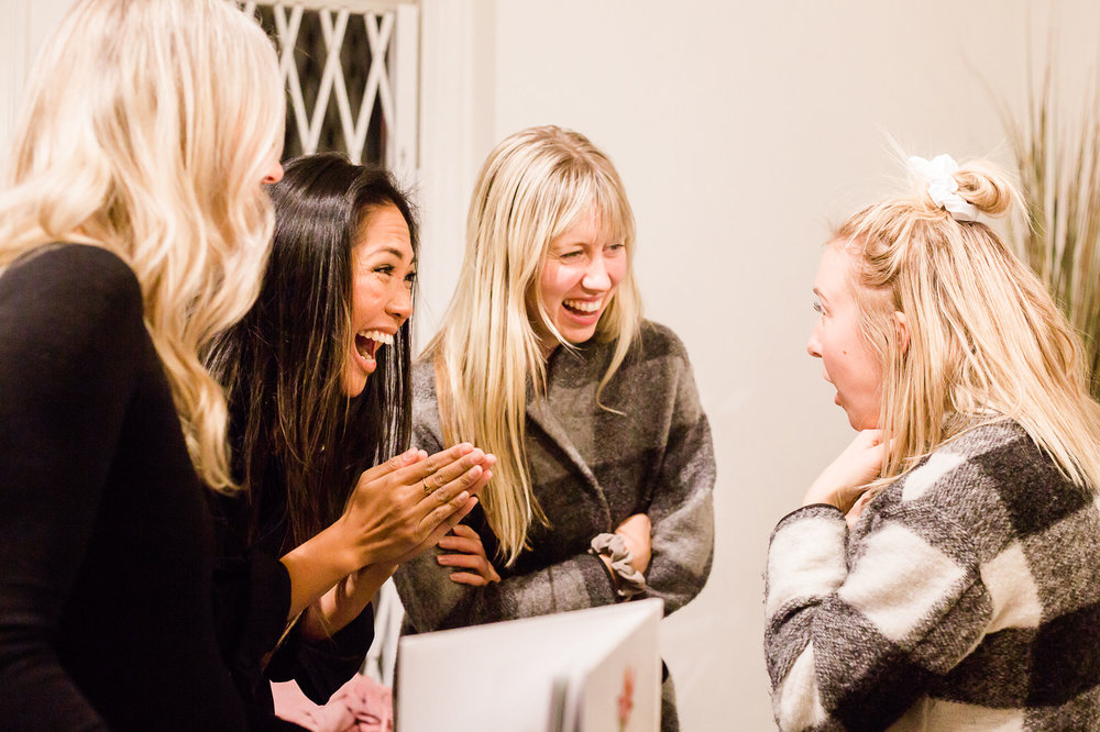 Tage always making us laugh! Photo from  GLOW x HAUTEBOX  by  Kat Willson