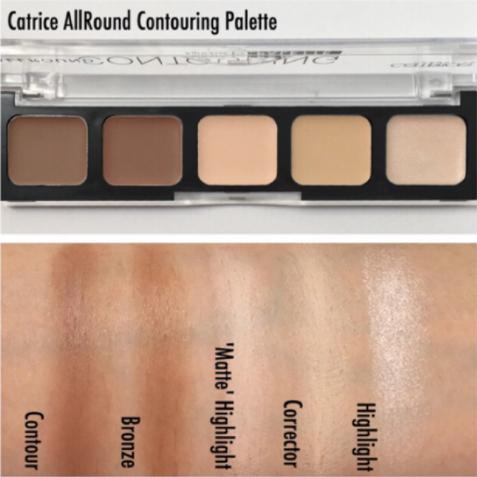 Catrice Allround Contouring Palette