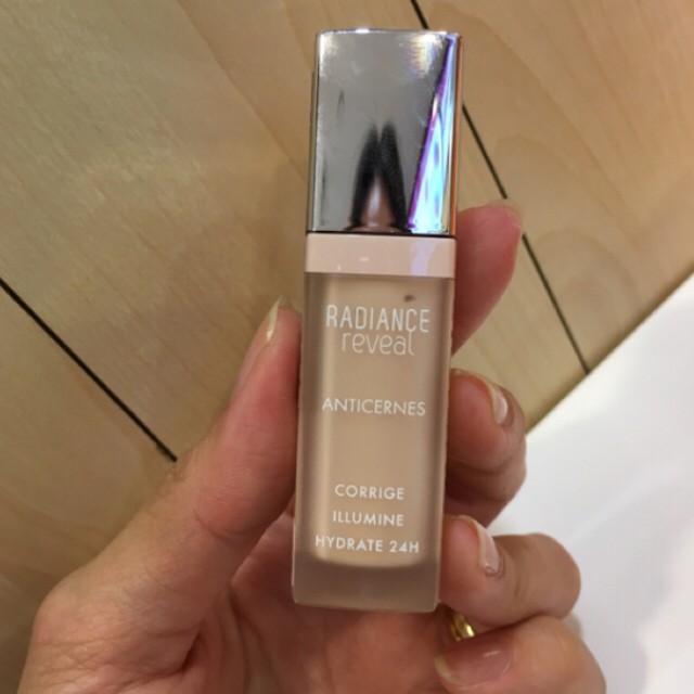 Bourjois Radiance Reveal Concealer 001