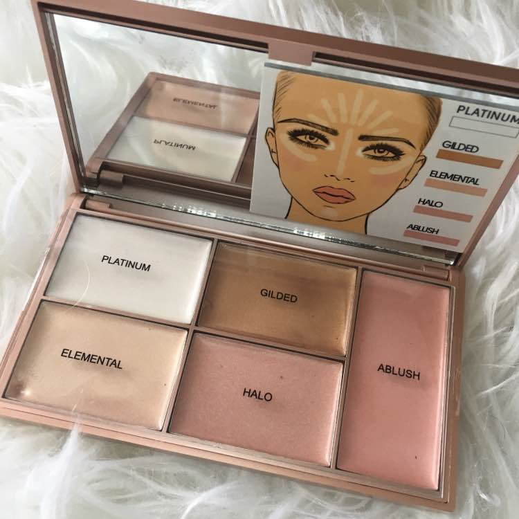 Primark PS...Illuminate Me Palette