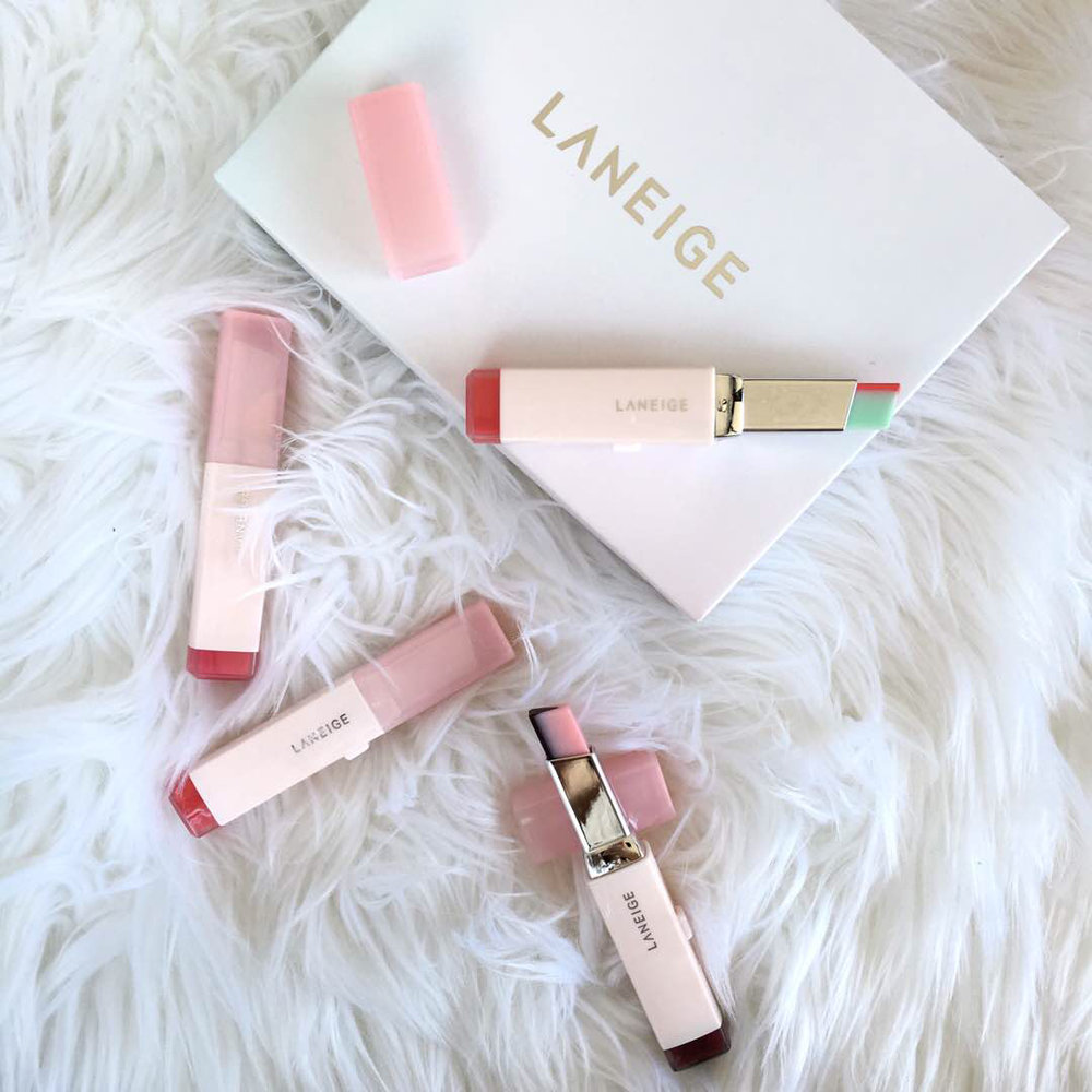 Laneige Two Tone Tint Lip Bar