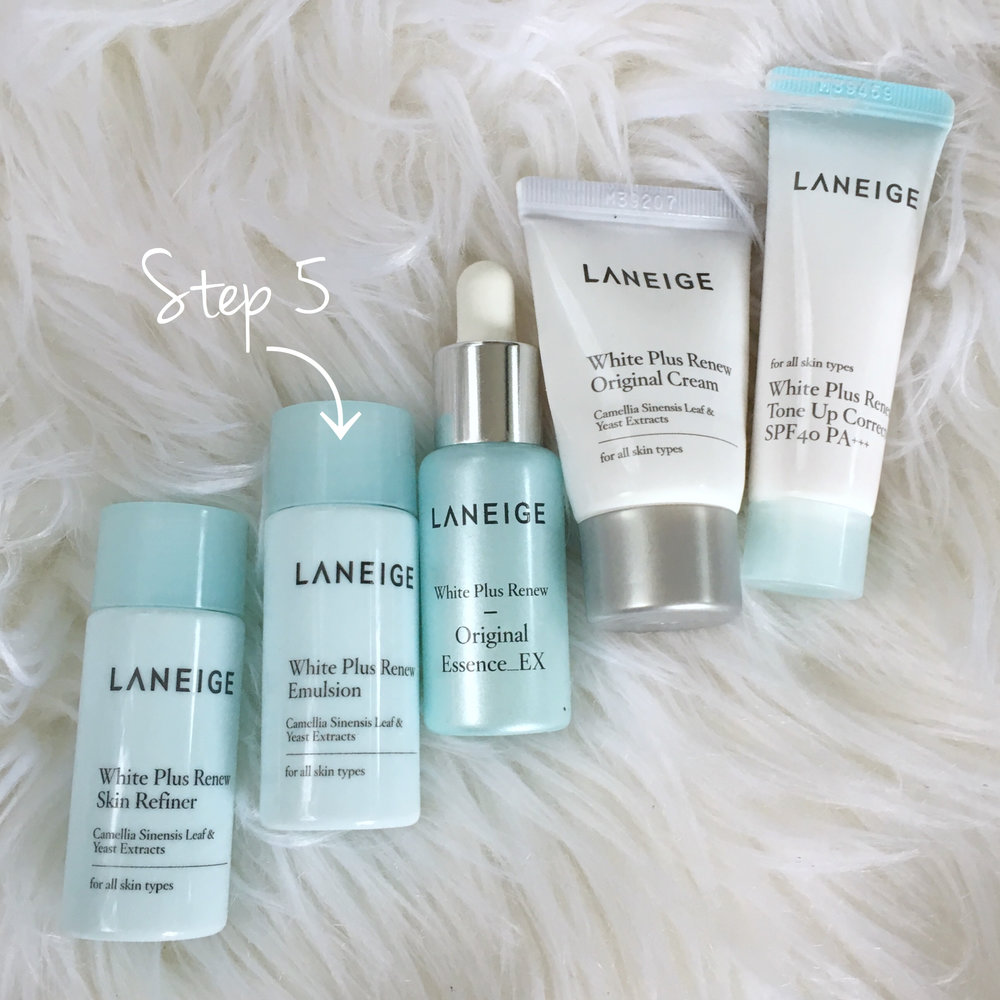 Laneige White Plus Renew Emulsion