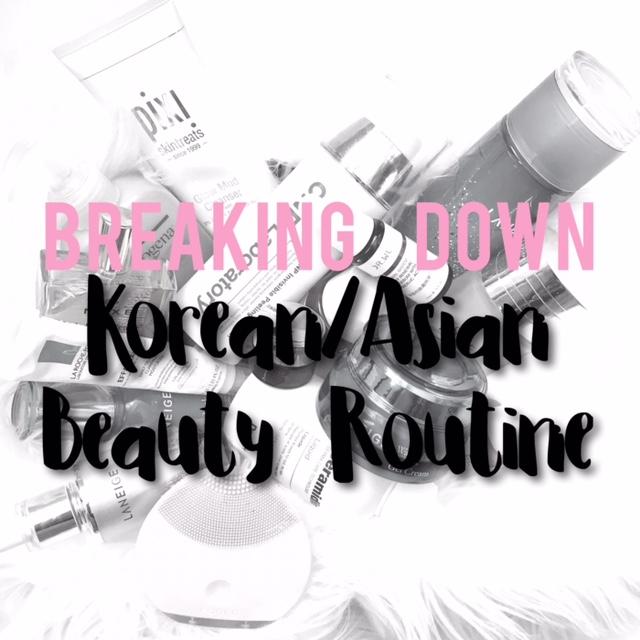 Breaking down Korean Skincare 101 — Beautypeadia