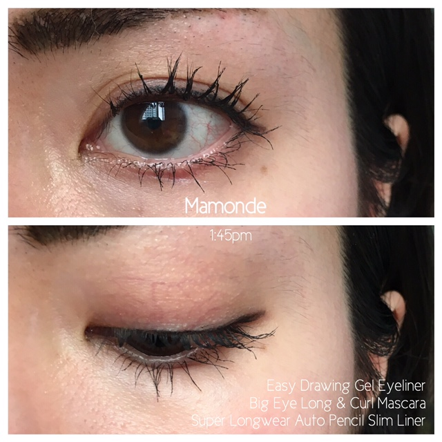 Mamonde All About Em Eyes Shadows Liners And Mascaras