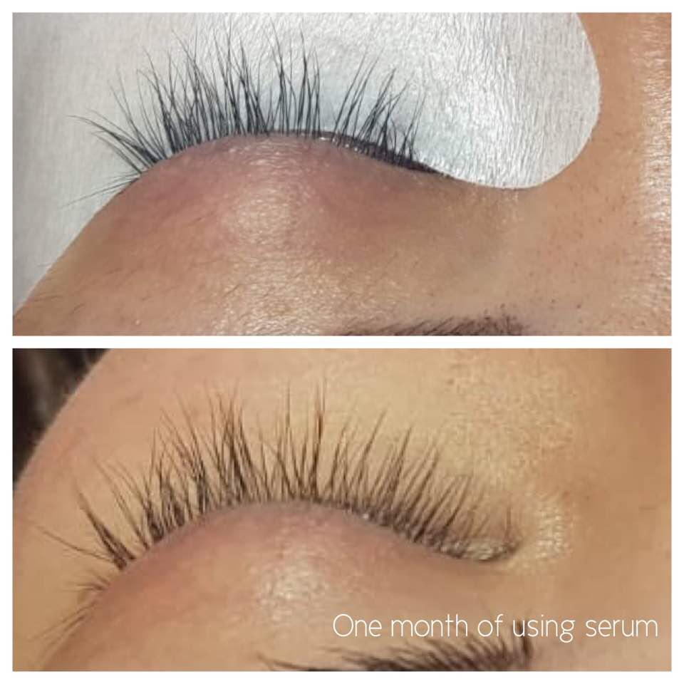 80884714f45 Tips/Tricks for Lash Extensions + Jovisa Lash Serum! — Beautypeadia