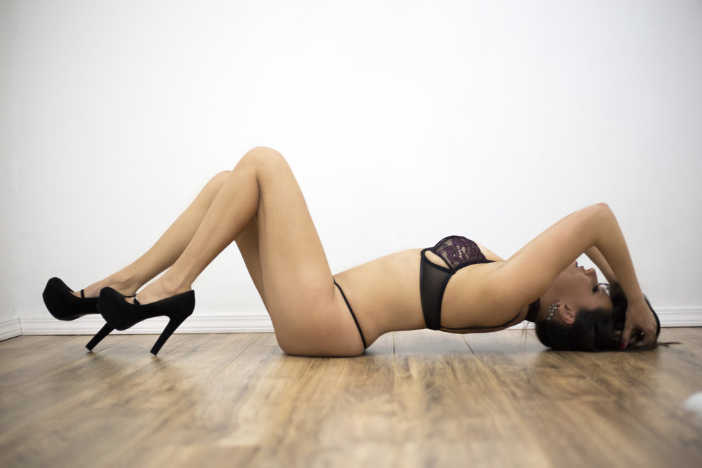 Columbus boudoir photography