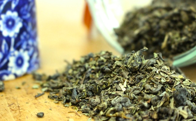 Moroccan Mint   An uplifting, vibrant tea sure to make any day feel better.