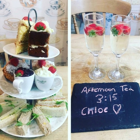 Bubbles to Moroccan Mint - What's your favourite afternoon tea at Ginger and Pickles?