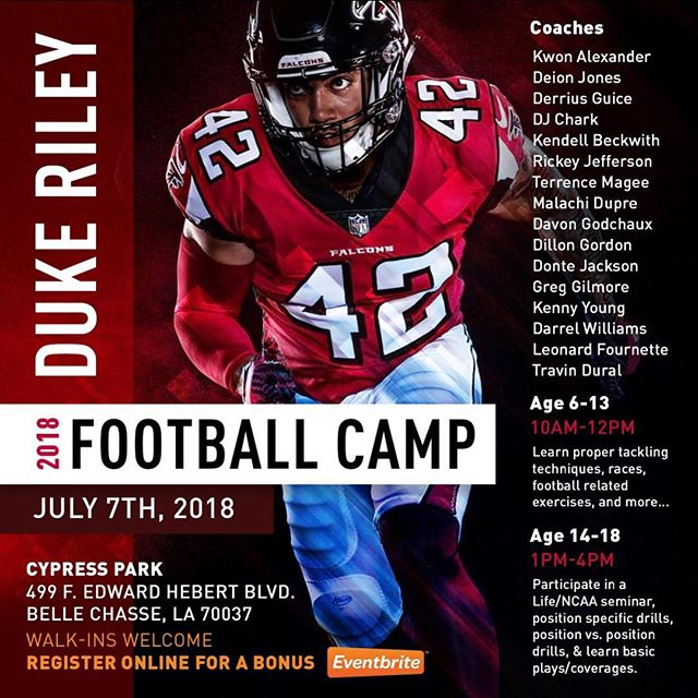 This Saturday!!! All kids Come out and get some work!!! Come out and get some great coaching and get to know Me and my Brothers!!